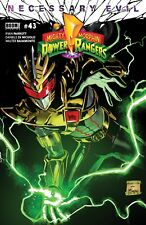 Morphin Power Rangers #43 NYCC 2019 exclusive SPAWN #1
