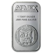 1 oz Silver Bar - APMEX (Lot of 10) - eBay - SKU #81774