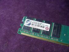 Transcend 512MB DDR 400 (PC 3200) DIMM  184-pin memory module