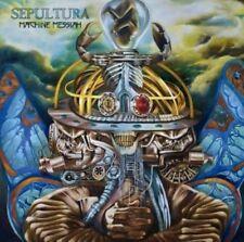 Machine Messiah - Sepultura CD Sealed ! New !