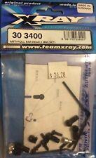 Team Xray Part #30 3400 2.0MM Rear Anti Rollbar Set for the T1/T1 Evo2/T1R