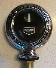 Auburn Junior Motometer Brass w/ Wreath Rim