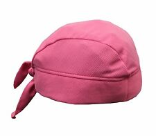 Pink Evaporative Cooling Skull Cap