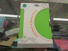 FYY Lenovo A10-70 Tablet Book Cover Case GREEN Magnetic Close On/Off