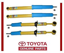 TOYOTA TACOMA 2009-2015 NEW GENUINE OEM FRONT AND REAR BILSTEIN SHOCKS SET OF 4