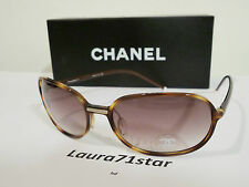 CHANEL 5040 H Brown Marrone Woman Donna Sunglasses occhiale sole New Original