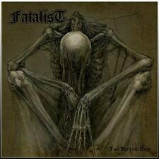 FATALIST - The Bitter End CD NEW, Death Metal ENTOMBED, DISMEMBER, BOLT THROWER,