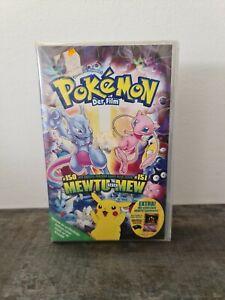 Pokemon 1999 Der Film VHS Mewtu Black Star Promo Inklusive!!!/ Sealed/ Neu-PSA?