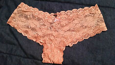 Victoria's Secret Sexy Little Things Lace Trim Cheeky Panty NEW!