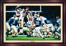 DANIEL MOORE - DESPERATION BLOCK CANVAS EDITION - ALABAMA FOOTBALL