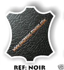 5 Rouleau simili cuir,moquette scellerie caisson noir