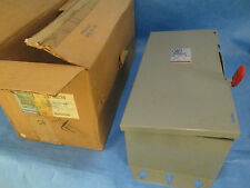 Westinghouse Safety Switch, GFN323N, 100A 240V 2P, New in Box!!!
