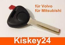 Key Blank For Mitsubishi Volvo Carisma Colt Space Star S40 V40 C70 NEW