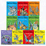 Winnie and Wilbur Series 10 Books Collection Set Series 1 by The Amazing Pumpkin