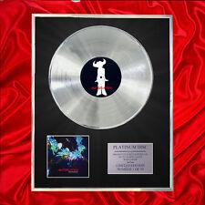 JAMIROQUAI AUTOMATON   CD PLATINUM DISC VINYL LP