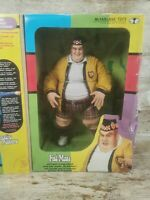 """Austin Powers """"Fat Man"""" figure, McFarlane toys 9"""" special edition talking boxed"""
