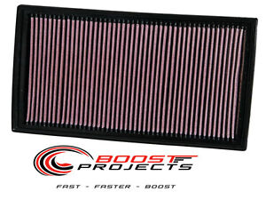 K&N Washable Lifetime Performance Air Filter 33-2384