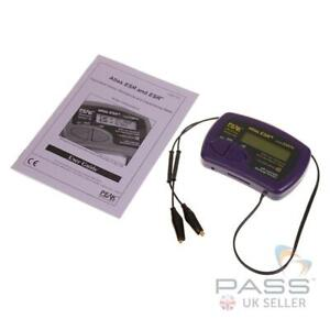 Peak Electronics Atlas ESR70 Capacitor Analyser - Portable, palm-sized / UK S...