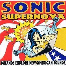 Sonic Supernova (1997) Son Volt, Kara's Flowers, Cake Like, Wilco, Sky cr.. [CD]