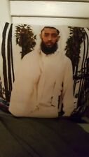 Nipsey Hussle Remembrance Decorative Throw Pillow NEW