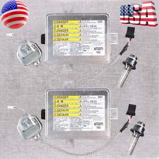 2 Set for Acura TL TL-S TSX Factory Xenon HID Headlight Ballast & Igniter & bulb