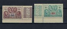 [LK22243] Belgian Congo N°192/193 Royalty MNH ** COB € 25,00 SUPERB