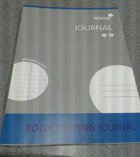 SILVINE A4 ACCOUNTS BOOK KEEPING JOURNAL