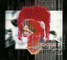 TRISOMIE 21 Happy Mystery Club - Lady B Remixes - 2CD - Digipak