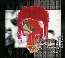 TRISOMIE 21 Happy Mystery Club - Lady B Remixes - 2CD - Digipak