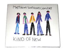 CD: Matthews Southern Comfort - Kind of New (2010, Brilliant, Digipak) Woodstock