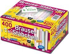 Sadex Brausestäbchen Lang Brause Stäbchen 400 Stück Maxi Pack
