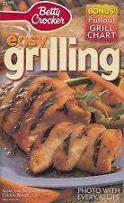 EASY GRILLING BETTY CROCKER COOKBOOK MAY 2003 #196 MARGARITA CHICKEN, MANY MORE!