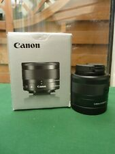 CANON MACRO LENS EF-M 28MM 1:3.5 IS STM