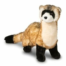 Douglas Cuddle Toys Vince the Black Footed Ferret plush