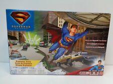 DC Comics KRYPTONITE CRISIS MIB Superman Returns
