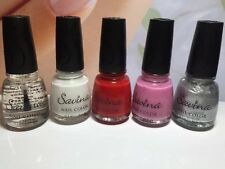 SAVINA NAIL COLOR X 5 -Bulk Lot - New - AUSTRALIA FREEPOST