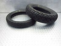 PIRELLI ROUTE 100/90 100 90 FRONT 170/80 170 80 REAR MOTORCYCLE TIRE