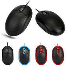 Young 1200 DPI USB Wired Optical Gaming Long Time Work Mice Mouse PC Laptop Mac
