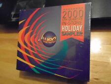 SEALED RARE PROMO Warner 2000 sampler 3x CD box LINKIN PARK radiohead Bjork STP