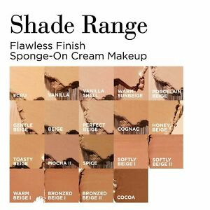 Elizabeth Arden Flawless Finish Sponge on Cream Makeup 23g... Choose Shade....