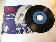 "BONNIE ST.CLAIRE&UNIT GLORIA"" WAIKIKI MAN-disco 45 giri PHILIPS Holl 1973"""