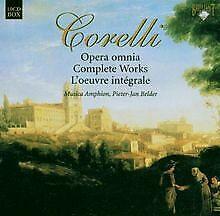 Corelli: Complete Works 10-CD | CD | Zustand gut