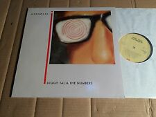 Diggy Valle & the Numbers-Hypnosis-LP - 062-35910 Sweden/EEC 1982 (di265)