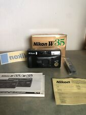 Nikon W35 Af 35mm Compatta NUOVA