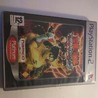 Tekken 5 Playstation 2 PS2 Complete CIB PAL European Version
