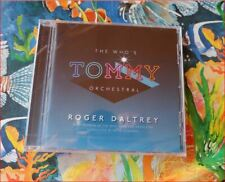 Roger Daltrey New Sealed 2019 Fast Freepost Tommy Orchestral The Who CD Pinball