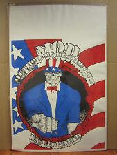 vintage USA for MOD poster method of destruction  4827
