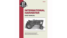 I&T Shop Manual for International Harvester Cub Lo-Boy 154 184 185