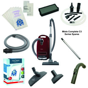 Spare Parts for MIELE Complete C3 Series Vacuum Hoover Accessories