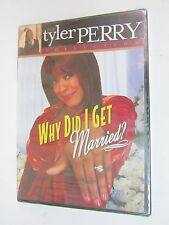Why Did I Get Married (DVD, 2006) BRAND NEW     FACTORY SEALED     FREE SHIPPING